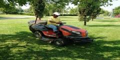 Park ve yeşil alanların temizliği için personel ihalesi yapıldı