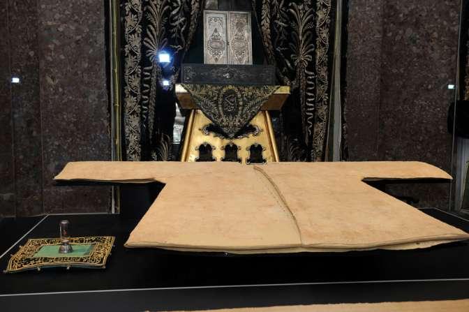 HIRKA-İ ŞERİF, BU RAMAZAN DA ZİYARET EDİLEBİLECEK